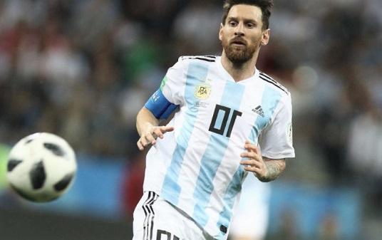 Messi Tak Berkutik, Argentina Dibantai 1-3 Lawan Venezuela