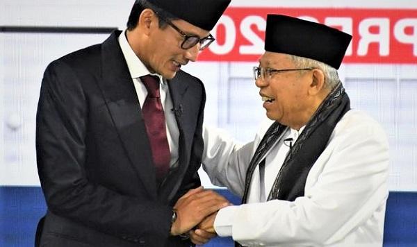 Kiai Ma'ruf Amin Sama Saja Soal Honor K2