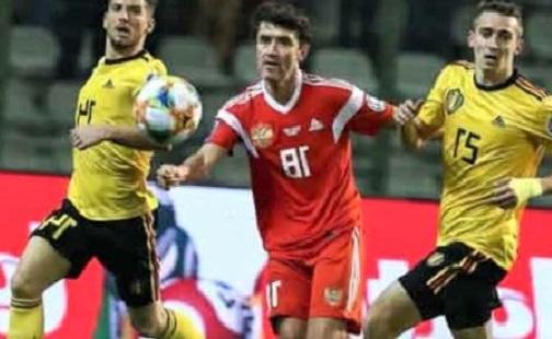 Belgia Pulihkan Nama Besarnya, Kualifikasi UERO 2020