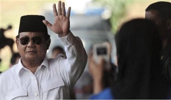 Prabowo Akan Membuat Sejarah Untuk Indonesia
