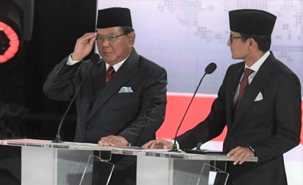 Jokowi Tanyakan Games 'Mobile Legends' Pada Prabowo