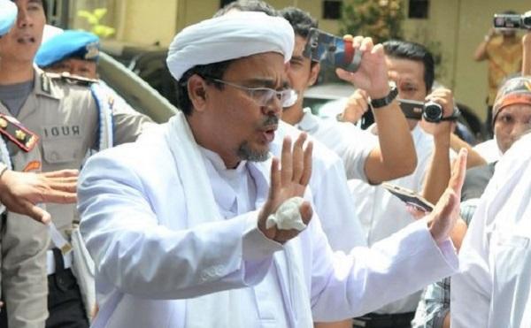 Habib Rizieq Minta Prabowo - Sandi Jangan Temui Lawan