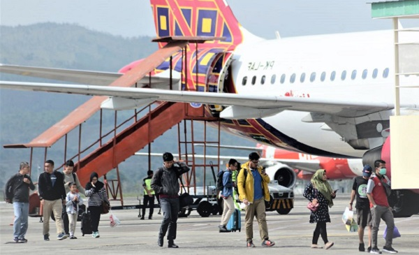 Mahalnya Tiket Pesawat Berdampak Pada Sektor Pariwisata