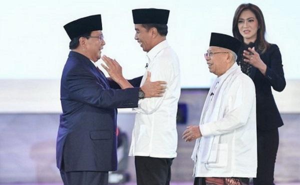 Rekapitulasi KPU, Jokowi Unggul di 16 Provinsi