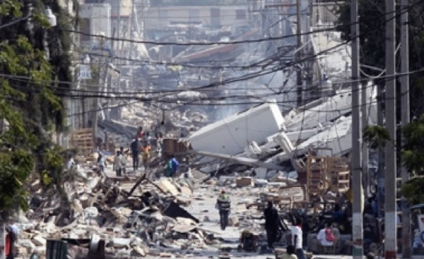 Israel Diguncang Gempa, Benarkah?