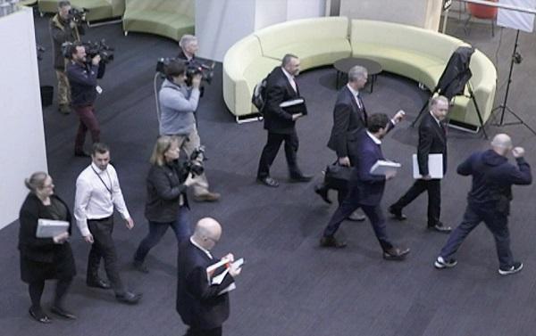 Police raided ABC NEWS headquarters, Kebebasan PERS Australia Terancam?