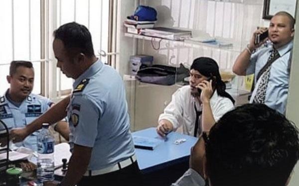 Ahmad Dhani Kembali Dipindah ke Rutan Cipinang