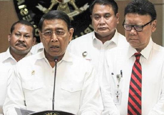 Jelang Sidang Perdana di MK, Wiranto Soroti Stabilitas Politik dan Keamanan