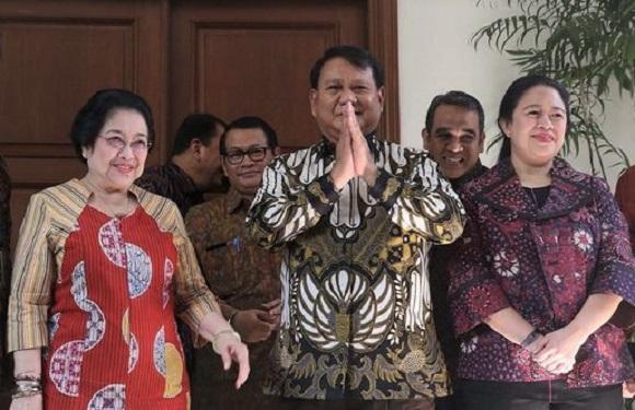 Prabowo Hadiri Kongres PDIP di Bali, Sinyal Koalisi atau Sahabat?
