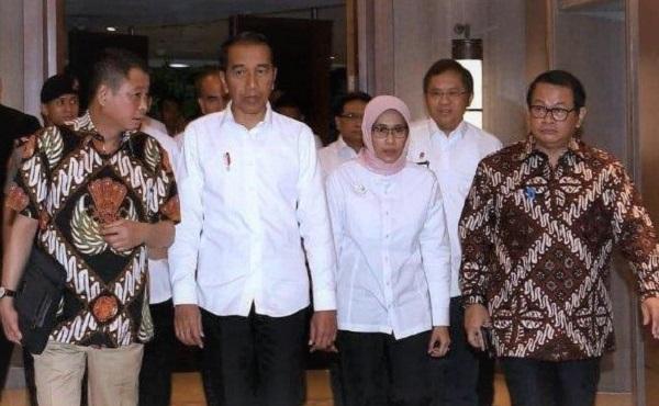 Listrik PLN Mati Serentak, Jokowi Diminta Evaluasi Menteri BUMN