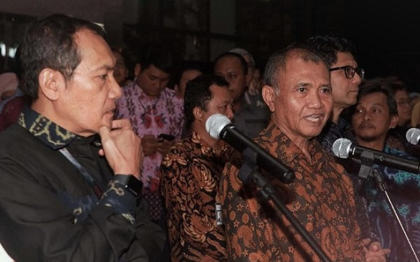 Pimpinan KPK