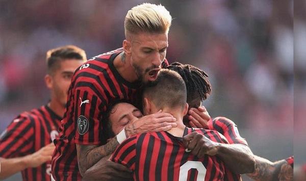 Milan vs Lecce
