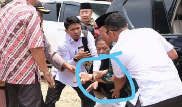 Wiranto Diserang