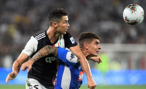 Juventus vs Atletico Madrid