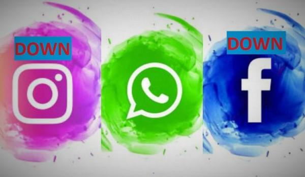 Facebook dan Instagram Error