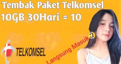 Paket 10Gb Rp 10